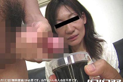 ごっくんする人妻たち 5 〜精子はデザート〜高良ゆり 43歳