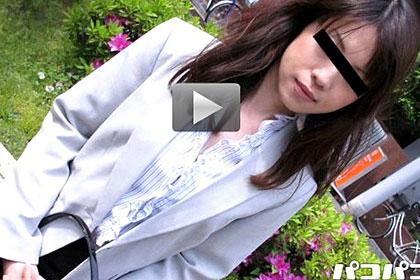 フォーマルスーツの奥様をハメる 横田恵子