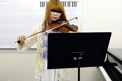 働く地方のお母さん 音楽教室講師 黒田麻世