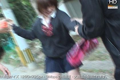 雨の日の惨劇・・・女子校生拉致、強姦事件 風間美代 18歳