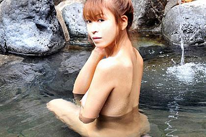熟女温泉物語 前編 草凪純