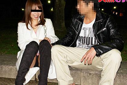 セフレと公開SEXする素人 黒川明子