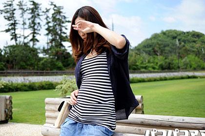 臨月パイパン妊婦 吉川涼