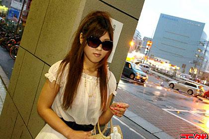ナンパでGETしたモデル志願の娘 吉田舞子