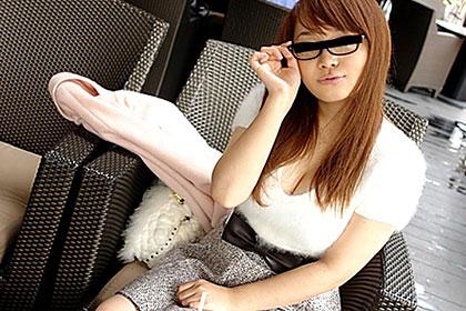めがねっ娘 変態素人めがね娘 沢田美奈子