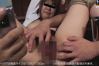 【2/2】勤務中に同僚に犯され、肉便器にされる美人OL 我門幸子 24歳