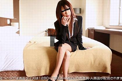 めっちゃシタイ!!#010 勤務中の美人OL ユミカ