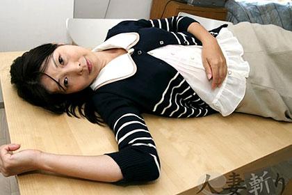 厳格な家庭で育った人妻が反動で・・ 仙堂茂美