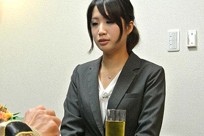 おっとりむすめが裸でシューカツ! 相川奈美