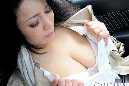 東京23区熟女ハメ廻し 極上Fカップ五十路熟女 目黒区在住 霧島ゆかり