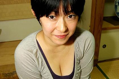 自分の性欲に引いてしまう肝っ玉母ちゃん! 渕田光子