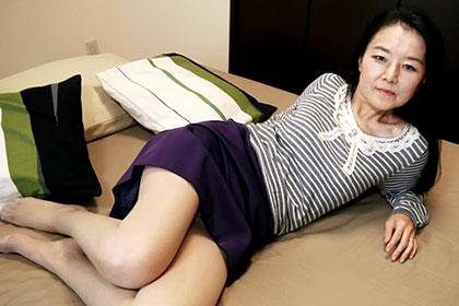 美しい56歳の裸体 枯れない性欲 沼井多佳子
