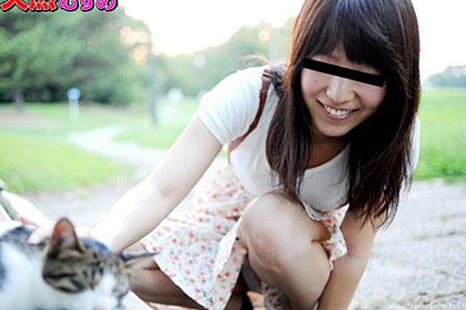 ダーツで行くナンパの旅・江戸川区 ナース服で働く笑顔美人 仁藤千絵