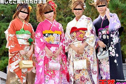 2013年!素人娘を集めて大乱交新年会を開催! 前編 内田梓 下川亜矢