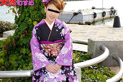 2012年人気No1の麻衣ちゃん 振袖姿で成人式記念ファック! 麻衣