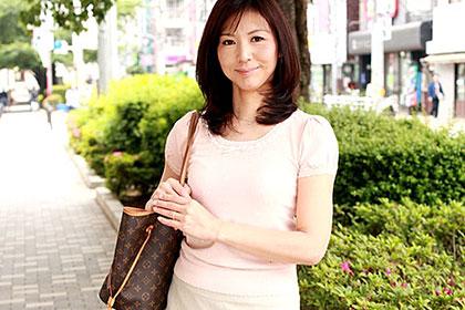 東京23区熟女ハメ廻し 練馬区在住・小悪魔系の五十路美熟妻 上原千尋