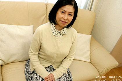 10年ぶりの性交に歓喜する五十路妻 古井豊美