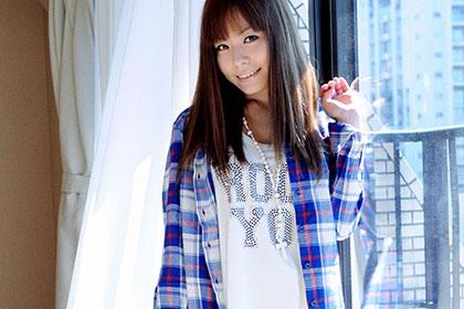 【初裏】21歳現役ナース! ミクロ美少女の糸引き超美マンを初披露! 園咲杏里