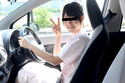 運転女子 乳首なんか摘まれたら運転がヤバくなっちゃう! 仁藤千絵