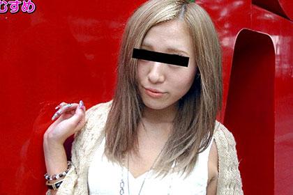テン☆ムス御用達! 出会い系サイトで出会った敏感体のヤリマン黒ギャル 立川安奈