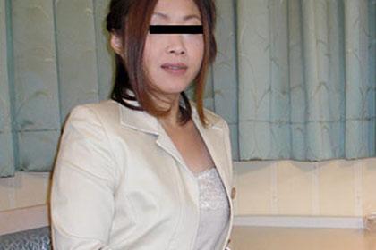 本当にいた!体で営業する美人保険外交員  川島りか 35歳