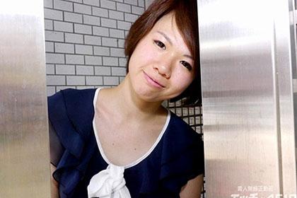 おとなしい感じの女の子だけど実はスゴイんです! 栗田七海