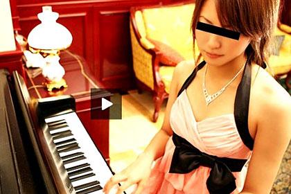 「発表会でのアクシデントに備えないとな」 イキすぎたピアノレッスン 吉野光
