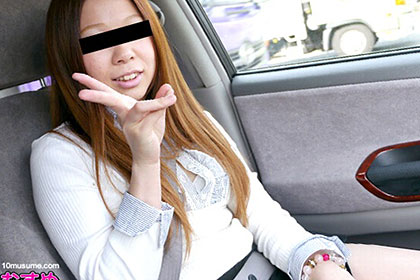 青姦目的ドライブ ヤリマン女の走行中フェラは超危険!? 東条りお