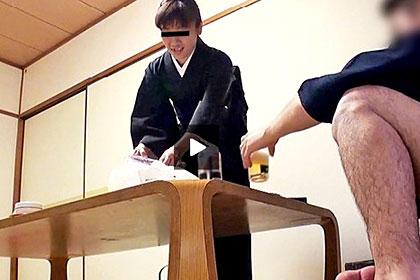 敬老の日 喪服ババァを辱める無職夫とその友人 永尾泉