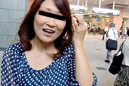 環状線の女 大阪駅 あの熟女レズが男とハメ狂い 葵