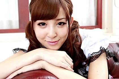 CRB48 篠◯麻里子のセンター候補! わたし、センターになるなら何でもします 椎名ひかる