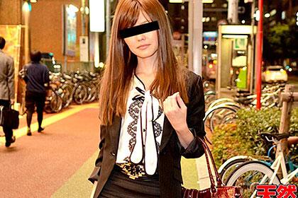 キャバ嬢ナンパ A◯B・◯るる似の可愛いキャバ嬢をゲット 早川リナ