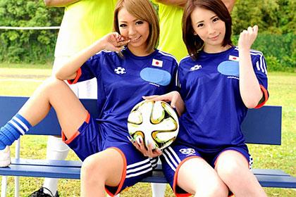 カリビアンコムカップ ワールドファック2014 絶対に負けられない戦いがあるのっ♡ 希咲あや HIKARI
