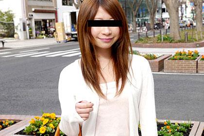 透け透け競泳水着でローションプレイ 大野美紗