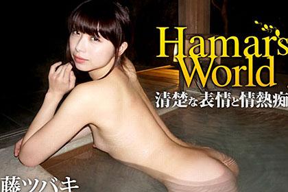 Hamars World 16 清楚と情熱の2面痴態をもつ理想の女 加藤ツバキ