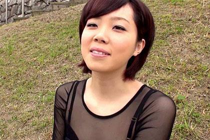 着エロモデル志望 露出の少ない着衣エロのはずがバッチリ見えのセックスになりました 井岡早苗