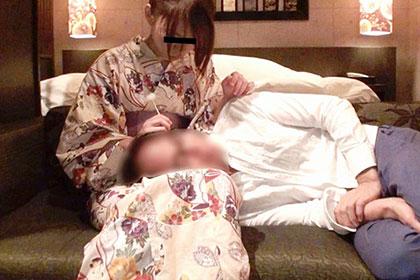 五反田耳かき専門店事件 浴衣姿の19歳癒し系ギャル 相葉三咲
