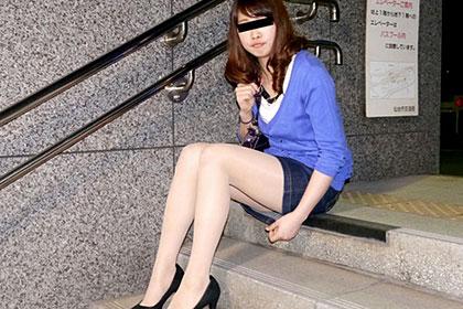 終電に乗り遅れて困っていた現役女子大生をラブホにお持ち帰り! 石田朋美