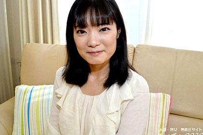 経験人数が少ない人妻さん 森沢尚美