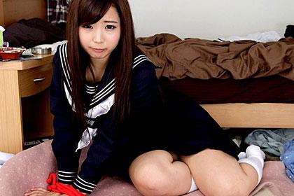 放課後美少女ファイル No.9 されるがままでイキ狂う愛玩娘 森野美由紀