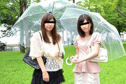 おんな友達といっしょ 女友達のオマンコ初めて見ちゃいました 葛西悠里 柴田愛華