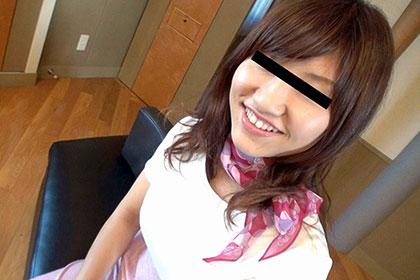 純コス☆ 可愛らしい清楚系エステティシャンが制服姿で「エッチしたい」♪ ハヅキ