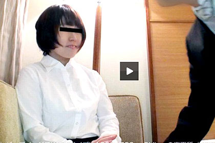 面接に来た巨乳女 採用を条件に肉体を要求! 島崎友紀子