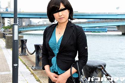 髪を切った傷心美熟女 ヤリまくって絶叫悶絶 沖田千賀子