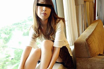 奥さん、手を使わないフェラしてくれよ!9 小さなお口で根元まで・・・ 三津山法子