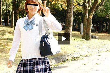 美少女たちの立ちション自画撮り動画 No.02 リオナ(佐伯愛香)