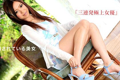 余裕で三連発できちゃう極上の女優 木村美羽