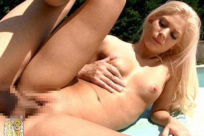 太陽に照らされた美マンコがチンポに絡みつく卑猥なBODY THE PORNSTAR CANDEE LICIOUS VOL2