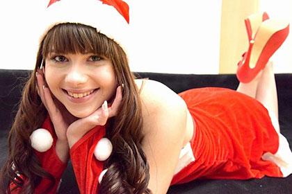 大量に潮を吹きまくる潮吹きエロ可愛サンタ MERRY CHRISTMAS VOL2 LUNA RIVAL