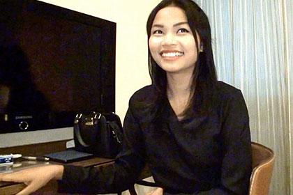 ハメ撮りTRIP スレンダー18歳タイ美少女に中出し三昧のハメ旅行 MAY